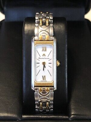 Fine Luxury Maurice Lacroix Stainless Steel Ladies Watch 32739