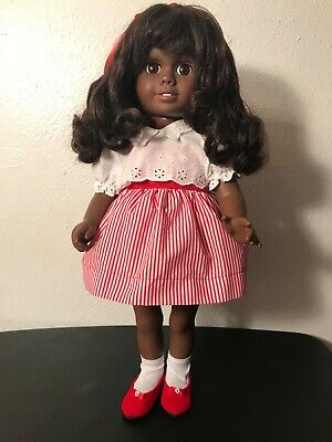 Ashton-Drake African American Vinyl Chatty Cathy Doll-Talks Loud and Clear