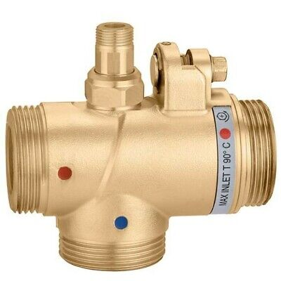 Mixeur Thermostatique Dn 40 21/4 Caleffi 524800 524800