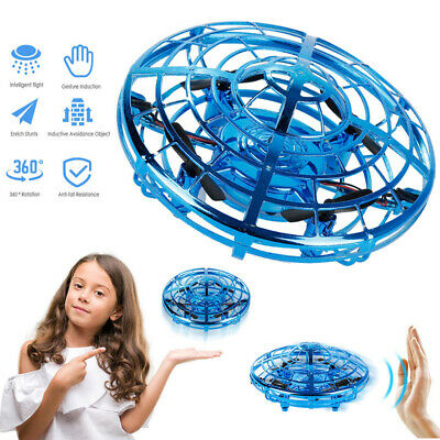 2019 Mini Drones 360° Rotating Smart Mini UFO Drone for Kids Toys Xmas Gifts