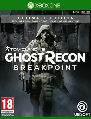 Tom Clancy's Ghost Recon - Breakpoint Ultimate Edition (Xbox One)