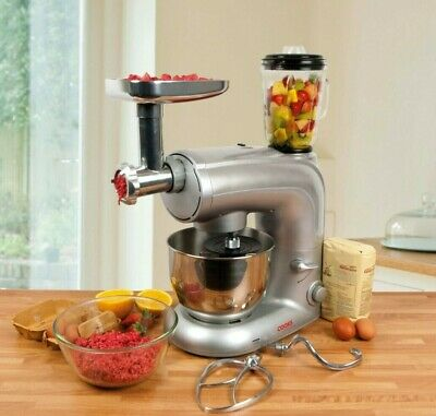 Cooks Professional 650W Kitchen Stand Mixer 5.5L Mixing Bowl Smoothie 6 Speeds
