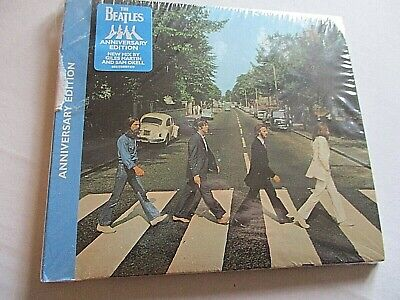 The Beatles-Abbey Road-Cd Music Album-Anniversary Edition-New + Sealed