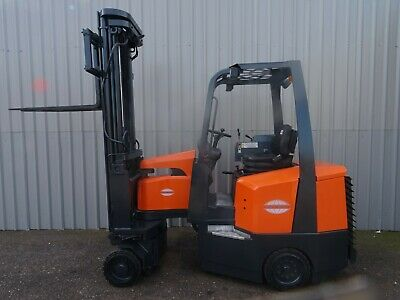 Aislemaster. 20Se. Used Electric Forklift Truck. (#2425)