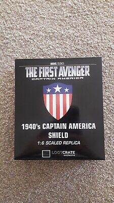 Captain America The First Avenger 1:6 Scaled Shield EFX Collectibles