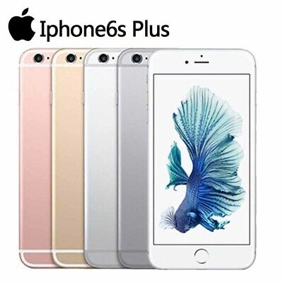 Apple iPhone 6S Plus 16/64/128GB All Colours Factory Unlocked Smartphone