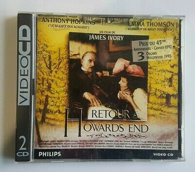 Video CD RETOUR A HOWARDS END C-DI CDI cd:10/10