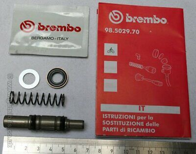 Brembo PS12 Brake Master Cylinder Repair Kit Ducati, Moto Guzzi, Benell FREEPOST