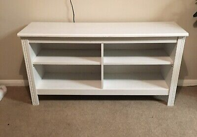 Wondrous Ikea Liatorp Tv Bench Stand In White 75 00 Picclick Uk Gmtry Best Dining Table And Chair Ideas Images Gmtryco