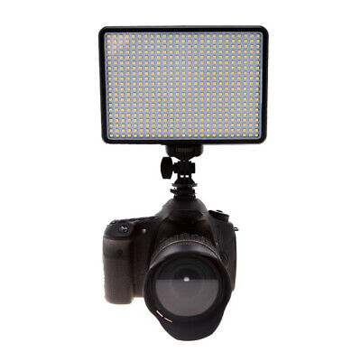 Dimmable Studio Video LED Light Panel Lamp for DSLR Camera Photography