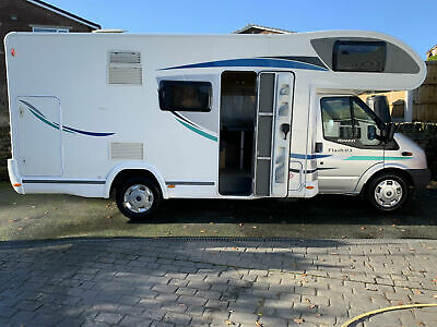 Ford Chausson 2013 Motorhome Campervan 6 Birth One Owner