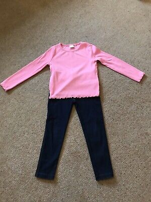 Next Jeggings And Top Outfit Age 3-4 Years