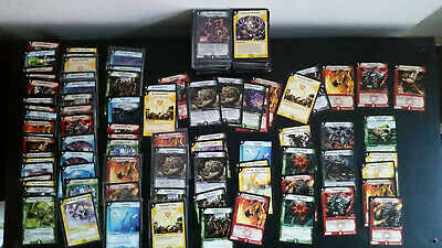 Duel Masters Uncommon Card Set Collection approx. 400 Cards DM tcg ccg