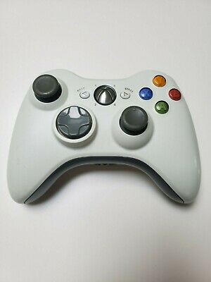 Manette Xbox 360 Sans Fil Wireless Microsoft Officielle Controleur Gamepad