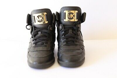 Michael Kors Sneakers In Pelle Tg 40 Scarpe Lether Shoes Original 100%