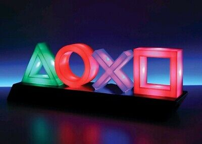 Playstation PP4140PS Icons Light NEXT DAY DELIVERY
