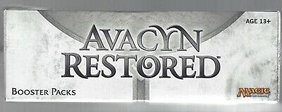 Magic the Gathering Avacyn Restored Booster Box Factory Sealed
