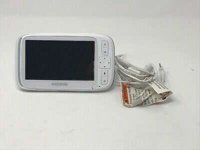 Motorola COMFORT 50PU LCD Parent Unit Baby Monitor Replacement - TESTED