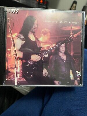 Danzig CD Life Without A Net 1995 Fan Club Edition
