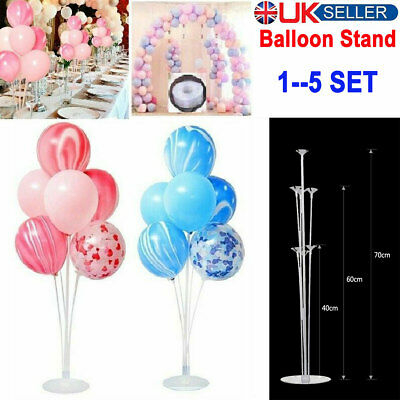 Balloon Base Table Support Holder Cup Stick Stand Party Wedding Christmas Decor