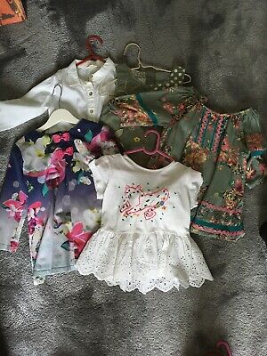 Girls Next And Ted Baker Bundle 2-3 Years