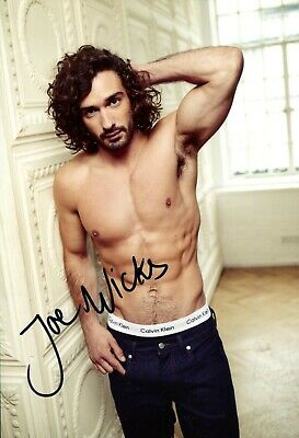 Joe Wicks SIGNED AUTOGRAPH Body Coach Photo AFTAL UACC RD