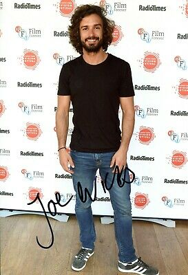 Joe Wicks SIGNED AUTOGRAPH Photo AFTAL UACC RD