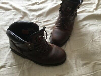 timberland pro steel toe boots mens