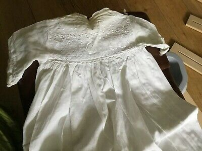 Vintage White Childs Nightdress