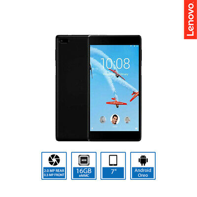 Best Selling Lenovo Tablet 7-inch Display, 16GB Storage, Android Oreo, Dual Cam