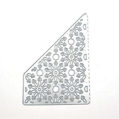 Metal Cutting Dies Floral Lace Scrapbooking Decorative Embossing Paper Card Gift