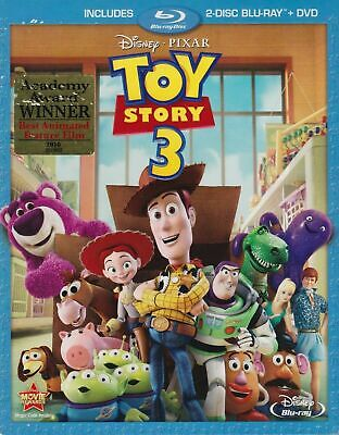 Toy Story 3 [Two-Disc Blu-ray / DVD Combo]