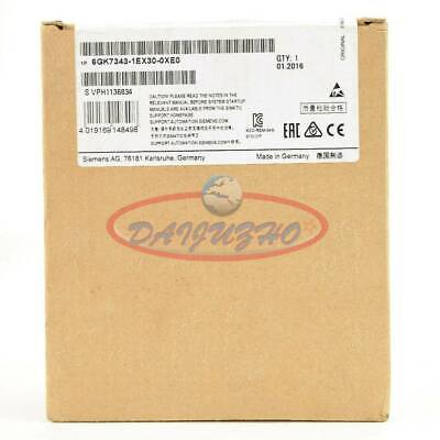 1PC Siemens 6GK7343-1EX30-0XE0 6GK7 343-1EX30-0XE0 NEW