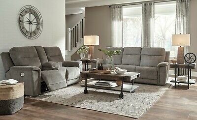 Groovy Ashley Furniture Mouttrie Power Reclining Sofa And Loveseat Short Links Chair Design For Home Short Linksinfo