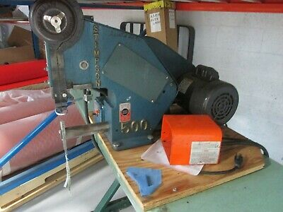 Stimpson 500 Eyelet Machine
