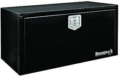 1703305 Toolbox 14Hx16dx36l Sst T Hdl Black