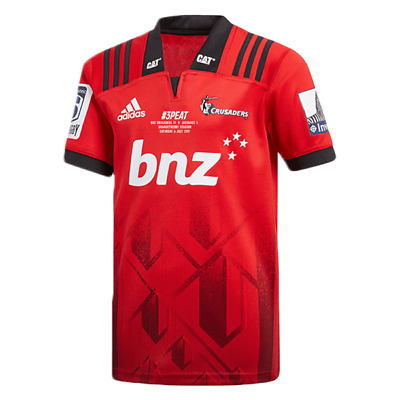 Crusaders Championship 3Peat Jersey- Limited Edition