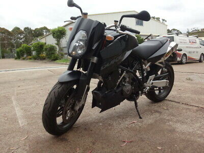 2005 KTM 990 SUPERDUKE. Immaculate Condition. Super Low Klms