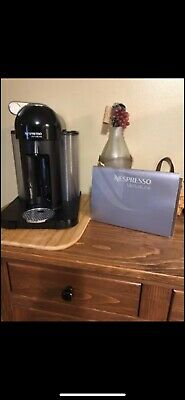 Nespresso GCA1-US-CH-NE Vertuoline Coffee and Espresso Maker Black