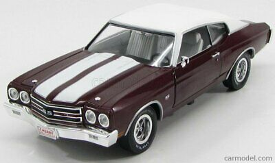 Autoworld amm1011/06 scala 1/18 chevrolet chevy chevelle 450ss cowl induction