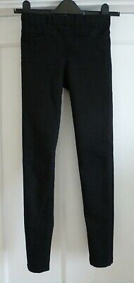 Girls Age 10-11 yrs Black Skinny Jean Jeggings from Bhs