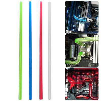 PETG 10x14mm 500mm Rigid Tube Hard Horse Pipe for Water Cooling System Neu