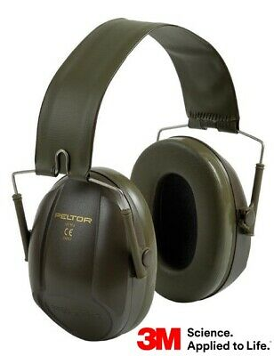 3M Peltor Bullseye I Ear Defenders Muffs Hearing Protection Military Shooting