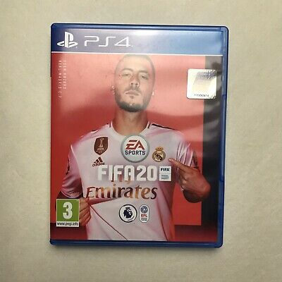 Fifa 20 - PS4 Opened but Unused!