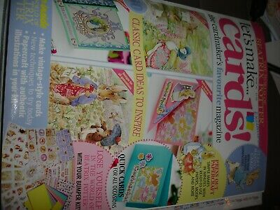 Let's Make Cards ! Magazines.  Issue 26