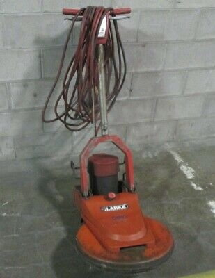 McGraw Edison Clarke 1000 DCR Electric Floor Buffer 120 Volts Working Used