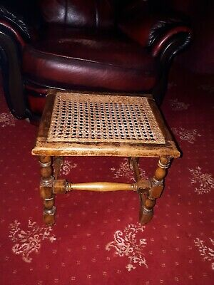 Antique  Foot Stool/ Rest