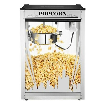 Great Northern Popcorn Bar Style Popcorn Popper Commercial Style, 8 oz