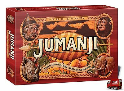 Jumanji Board Game, Adventurers And Thrill Seekers, Jungle Dangers And Animals