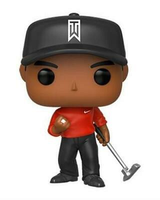 Tiger Woods (Red Shirt) Funko Pop. IN STOCK. NEW. MINT